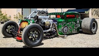 How to Drive Into the SEMA Show Like A Boss! Finnegan's Garage Ep.83