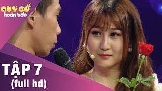 GameShow QUÝ CÔ HOÀN HẢO - TẬP 7 ♂ Hồ Quang Hiếu thú nhận phải lòng cô nàng 2 lần bị trai ruồng bỏ