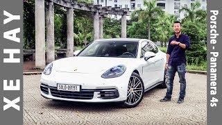 Đánh giá xe Porsche Panamera 4S 2018 - giá bán hơn 8 tỷ |XEHAY.VN|4k|