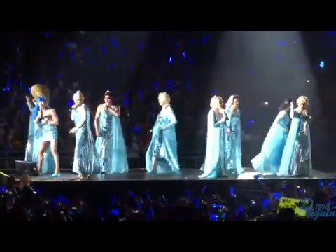 141108 Super Junior SS6 in HK - Frozen + Rokkugo 로꾸거!!!