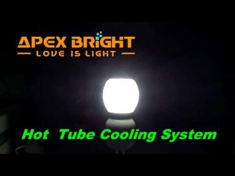 Chimney bulb video