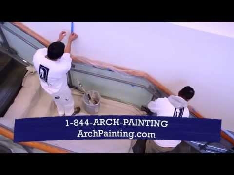 Arch Painting - Boston Area Commercial and Industrial Painters and Contractors