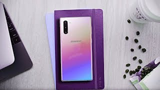 Samsung Galaxy Note 10 OFFICIAL - IT'S SO BEAUTIFUL!