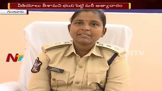 5 youth gangrape girl student for a year in Guntur..