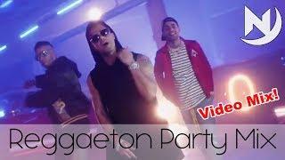 Best Reggaeton Latin Twerk Party Video Mix #22    New Latin RnB Pop Club Video Dance Music 2018