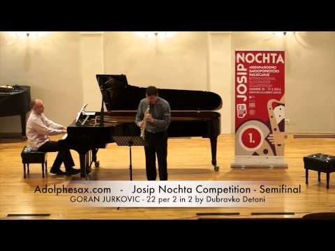 JOSIP NOCHTA COMPETITION GORAN JURKOVIC 22 per 2 in 2 by Dubravko Detoni