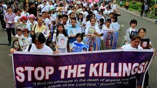 Philippines quits International Criminal Court over inquiry into Duterte's drug war