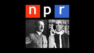 Riebling CHURCH OF SPIES on Leonard Lopate Show NPR WNYC | Did WW2 Pope Plot to Kill Hitler?