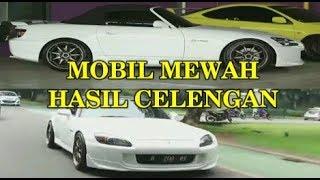 #Otomotif BONGKAR Celengan Beli MOBIL MEWAH HONDA S2000
