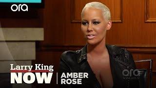 Amber Rose Opens Up About Wiz Khalifa, Machine Gun Kelly