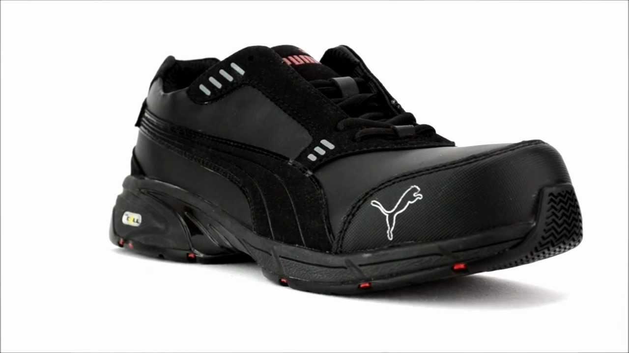 68eccb50d2d Men s Puma 642575 Composite Toe Metal Free Work Shoe. Puma Safety 643015 Low  Cut Barani Eh ...
