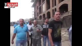 بالفيديو..مرور القليوبية يشن حملة على المواقف العشوائية بشبرا الخيمة     -