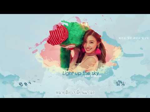 [Karaoke/Thaisub] Girls' Generation (SNSD) - Light up the sky