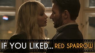 FIVE Films to Watch If You Liked... Red Sparrow