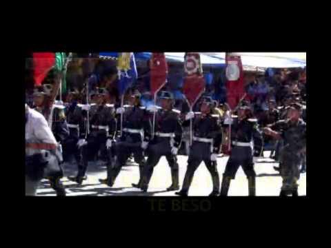 HIMNO A LA BANDERA DE BOLIVIA (CON LETRA)  EDWINC24 FERNANDO