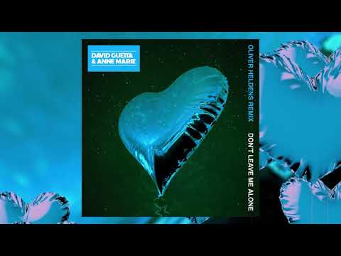 David Guetta ft Anne Marie - Dont Leave Me Alone (Oliver Heldens Remix)
