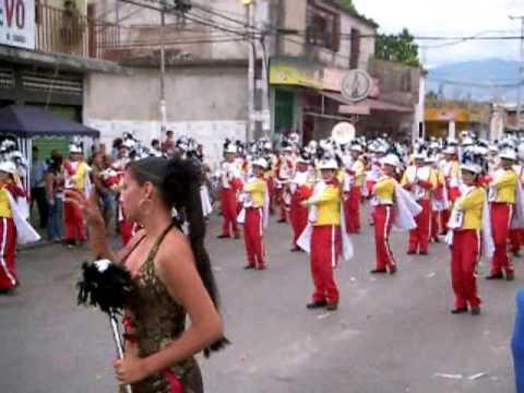 Banda show LUIS BRION, de Isla de Margarita-Venezuela