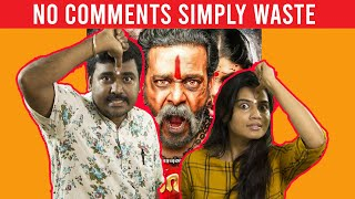 No Comments Simply Waste| Pottu Epic Review| Episode 6|Kichdy