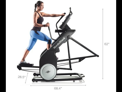 video NordicTrack FreeStride Trainer FS5i