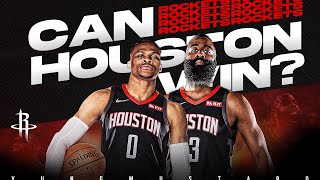 Why the Houston Rockets are LEGIT TITLE CONTENDERS and SHOULD NOT BE SLEPT ON