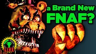 A NEW FNAF Game is Here!