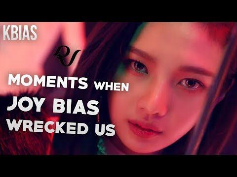 RED VELVET (레드벨벳) JOY - MOMENTS WHEN SHE BIAS WRECKED US
