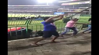 Watch Sri Lankan fan's Naagin dance after India won Nidaha..