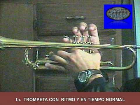 MIL HORAS de La SONORA DINAMITA Figuras y Puente Musical 1a y 2a ♪♪ TROMPETA SIb (2a.Parte)