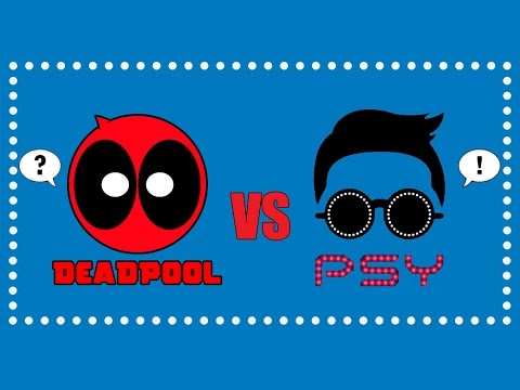 Baixar Deadpool vs Gentleman - A PSY Parody