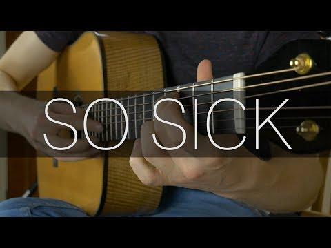 Ne-Yo - So Sick - Fingerstyle Guitar Cover by James Bartholomew