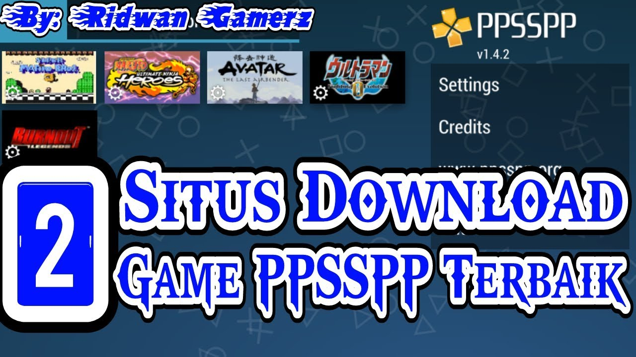 game+ppsspp+emuparadise+android