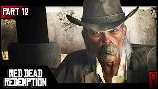 Poker Game Gone Wrong - Part 12 - 🤠 Red Dead Redemption - [Blind] XBOX One X Gameplay Let's Play 4K