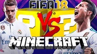 Minecraft: FIFA 18 LUCKY BLOCK CHALLENGE | BATTLE ROYALE!!