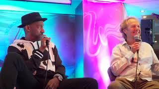 Marcus Miller Interviews Lee Ritenour on SJC 2019 1