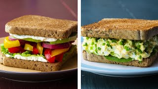13 Healthy Sandwich Recipes For Weight Loss