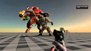 Serious Sam 3 : SSHD Enemy Resource Pack