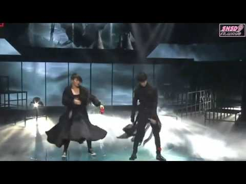 160803 [HD/Viewable] TAEMIN 태민xKoharu Sugawara - Goodbye (Full) @ Hit The Stage