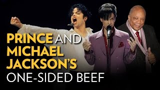 Quincy Jones Breaks Down Prince & Michael Jackson's Beef