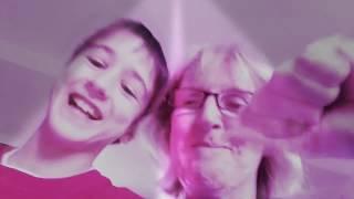 Me and Grandma singing baby shark