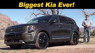 2020 Kia Telluride Review | Legroom Champion?