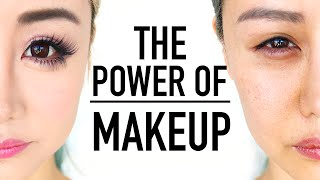 The Power of MAKEUP! ♥ Japanese Makeup ♥ Wengie
