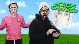 Is Game Master Spy Hacker a Liar? (Ninja Lie Detector Test on Daniel to Find the Truth)