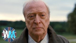 Top 10 Michael Caine Performances - YouTube