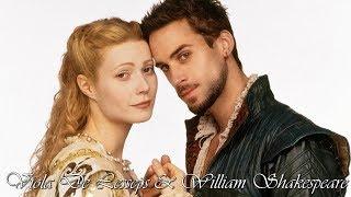 Viola De Lesseps & William Shakespeare (Shakespeare in Love)
