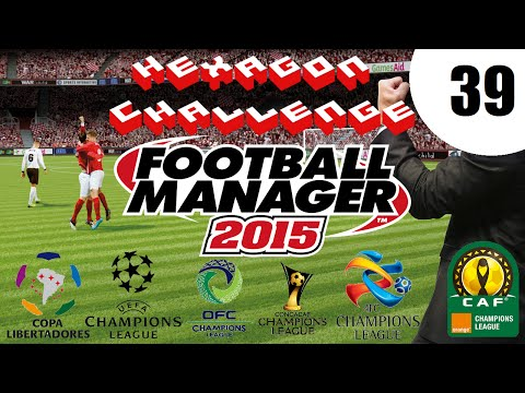 Pentagon/Hexagon Challenge - Ep. 39: A-League Playoffs & CL Knockouts | Football Manager 2015