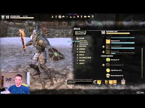 Eso Solo Crafting Leveling Guide