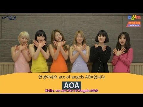 [Eng Sub] AOA - 요가클래스 (AOA yoga class)