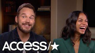 'Avengers: Infinity War's' Chris Pratt Would Rather Talk About Bass Fishing Than His Divorce