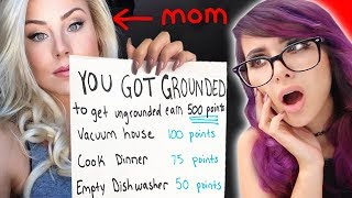 PARENTS WHO KNOW HOW TO DEAL WITH MISBEHAVING KIDS