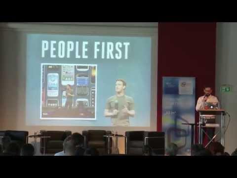 Vortrag: Curt S. Harlinghausen - Keiner redet mehr über Social Media